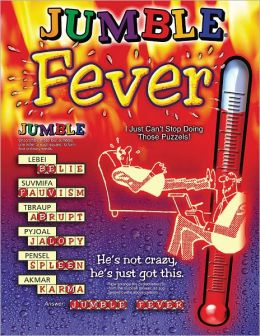 Jumble Fever: Catch the Jumble® Bug!