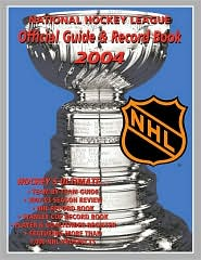 NHL Official Guide and Record Book 2003-2004