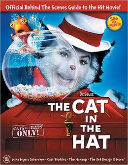 Cat in the Hat: Official Movie Book