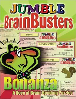 Jumble Brainbusters Bonanza: A Bevy of Brain-Bending Puzzles