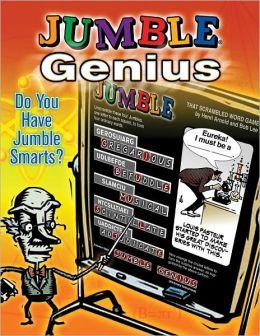Jumble Genius: Do You Have Puzzle Smarts?