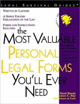 The Most Valuable Business Legal Forms You'll Ever Need