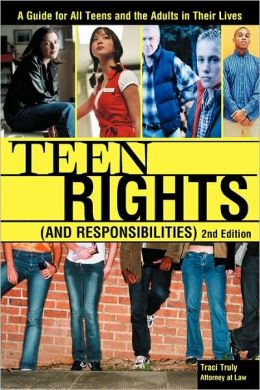 Teen Rights (and Responsibilities)