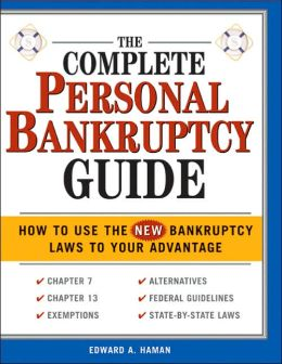 The Complete Personal Bankruptcy Guide