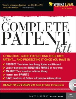 Complete Patent Kit (with CD-ROM), 2E