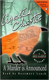 A Murder Is Announced (Miss Marple Series)