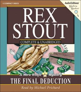 The Final Deduction (Nero Wolfe Series)