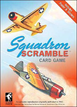 Squadron Scramble Card Game
