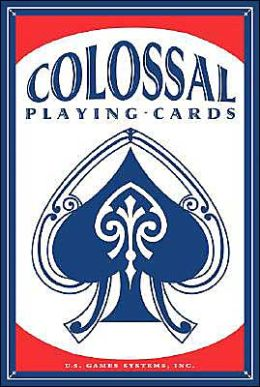 Colossal Playing Card Deck