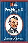 Presidents II Card Game: From Buchanan to Harding (1857-1923)
