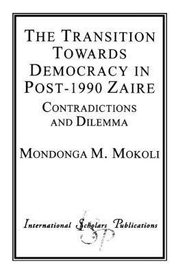 Transition Towards Democracy In Post-1990 Zaire