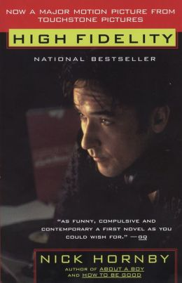 High Fidelity (Movie-tie In): A Novel