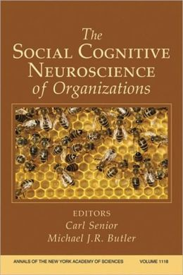 Social Cognitive Neuroscience of Corporate Thinking