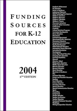 Funding Sources for K-12 Education 2004