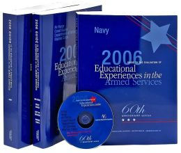 2006 Guide to the Evaluation of Educational Experiences in the Armed Services (3 Volume Set)
