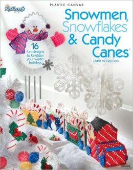 Snowmen, Snowflakes & Candy Canes