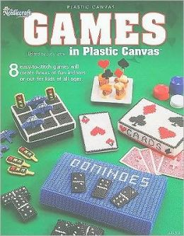 Games in Plastic Canvas