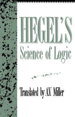 Hegel's Science of Logic