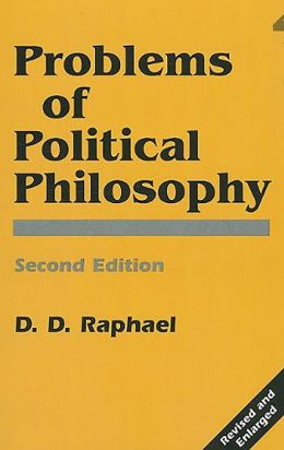 Problems of Political Philosophy