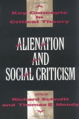 Alienation and Social Criticism