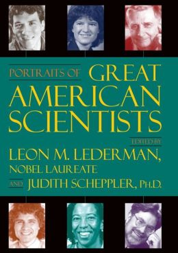 Portraits of Great American Scientists