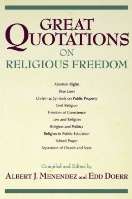 Great Quotations on Religious Freedom
