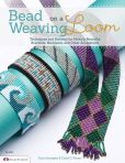 Book Cover Image. Title: Bead Weaving on a Loom:  Techniques and Patterns for Making Beautiful Bracelets, Necklaces, and Other Accessories, Author: Carol Porter