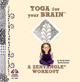 Yoga For Your Brain W/ Zentangle