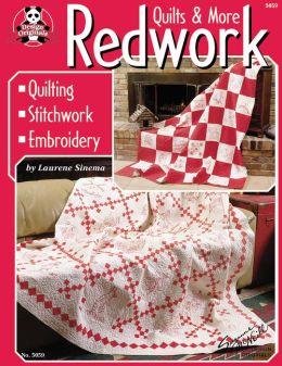Redwork Quilts and More