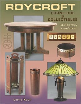 Roycroft furniture and collectibles identification and for Furniture valuation guides
