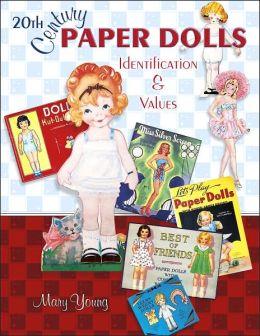 20th Century Paper Dolls