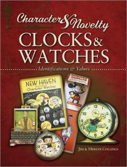 Character and Novelty Clocks and Watches