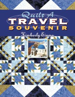 Quilt a Travel Souvenir