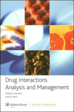 Drug Interactions Analysis and Management 2006