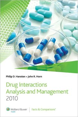 Drug Interactions Analysis and Management 2010