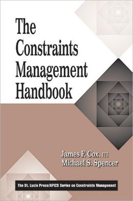 The Constraints Management Handbook Ntal Information