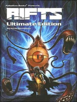 Rifts Ultimate Edition: RPG