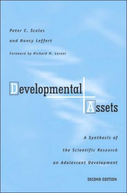 Developmental Assets: A Synthesis of the Scientific Research on Adolescent Development