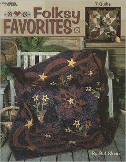 Folksy Favorites (Leisure Arts #3391)