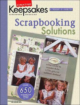 Creating Keepsakes: Scrapbooking Solutions