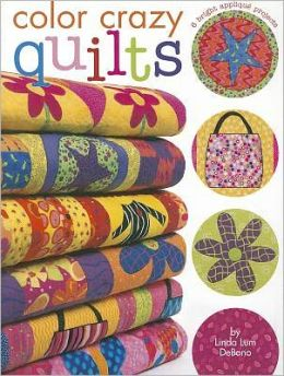 Color Crazy Quilts (Leisure Arts #4127)