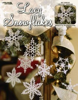 Lacy Snowflakes (Leisure Arts #3647)