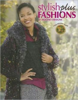 Stylish Plus Fashions (Leisure Arts #4686)