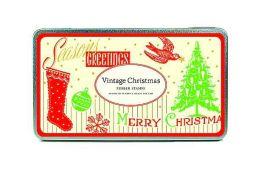 Christmas Rubber Stamp Set