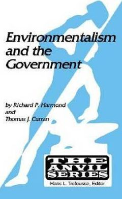 Environmentalism and the Government, 1844-2002