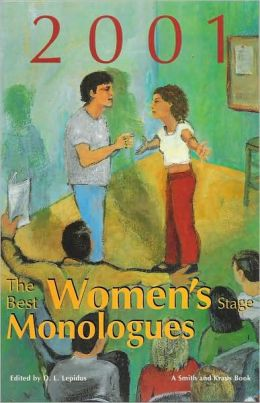 The Best Women's Stage Monologues of 2001