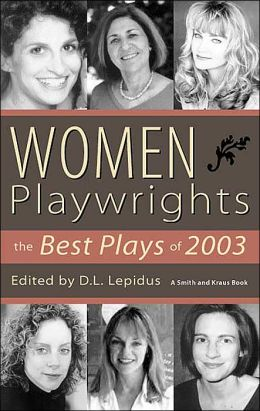 Women Playwrights: The Best Plays of 2003