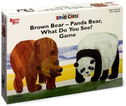 Brown Bear - Panda Bear, What Do You See? Game