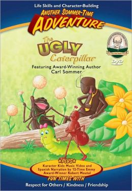 The Ugly Caterpillar DVD