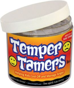 Temper Tamers In a Jar: Helping Kids Cool Off and Manage Anger